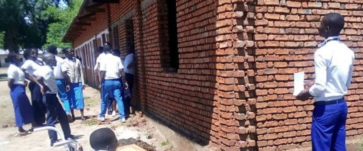 Integrity Club convinced school officials to build extra toilets and classrooms