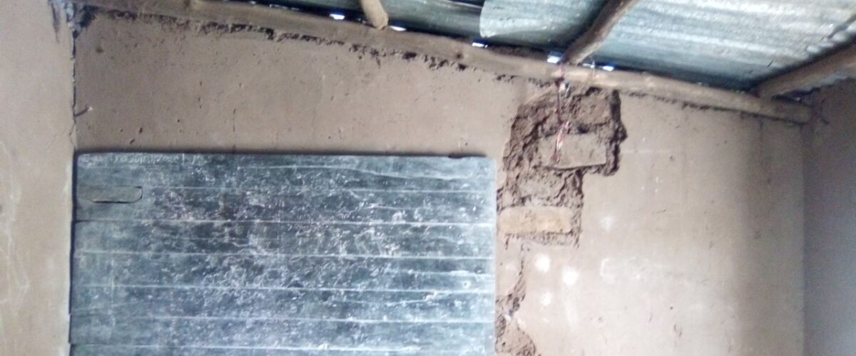 Students convince authorities to rebuild poor classrooms and unfinished toilets in Luberizi