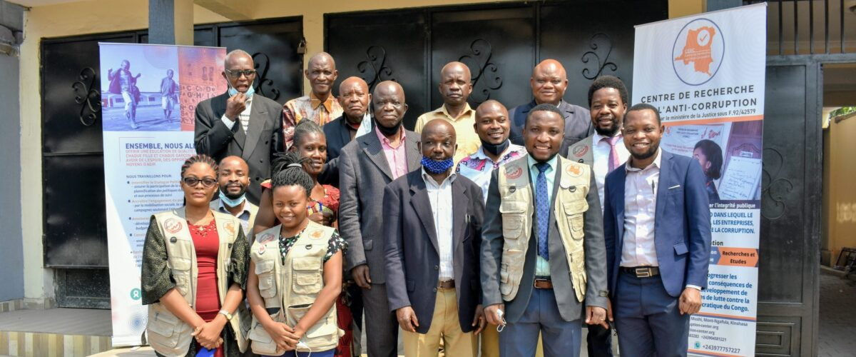 12 senior education officials met with CERC to discuss accountability issues in the education sector.