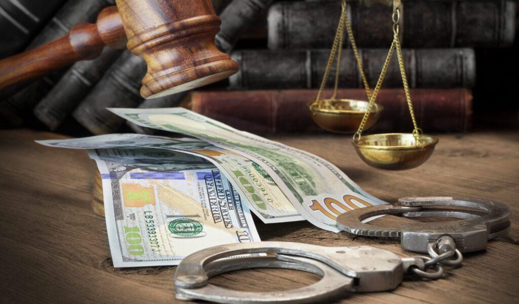 Corruption dans le secteur de la justice