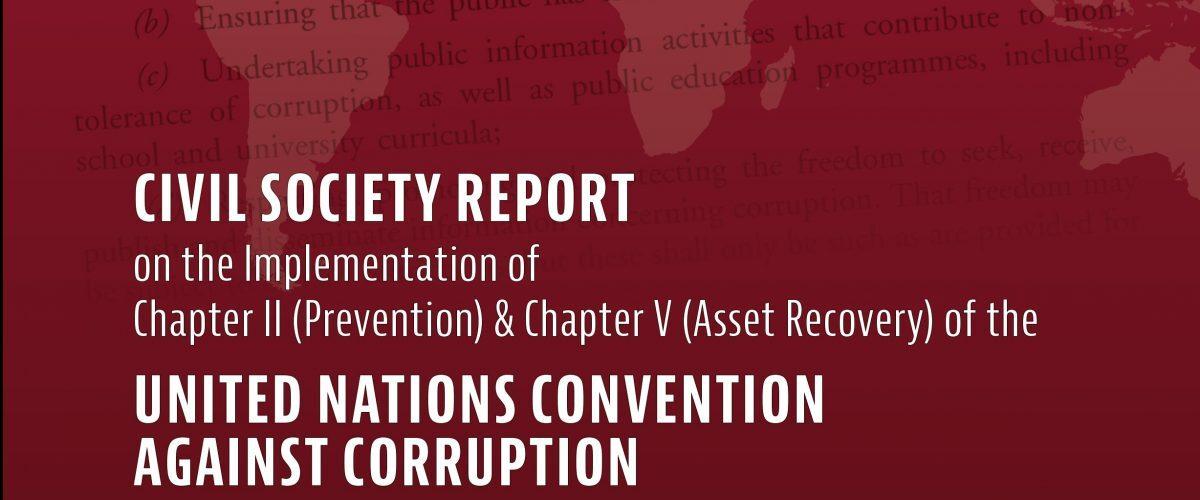 Rapport de la société civile sur la CNUCC